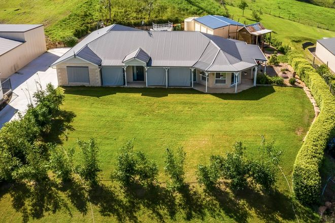 Picture of 22 Thyme Court, PRESTON QLD 4352