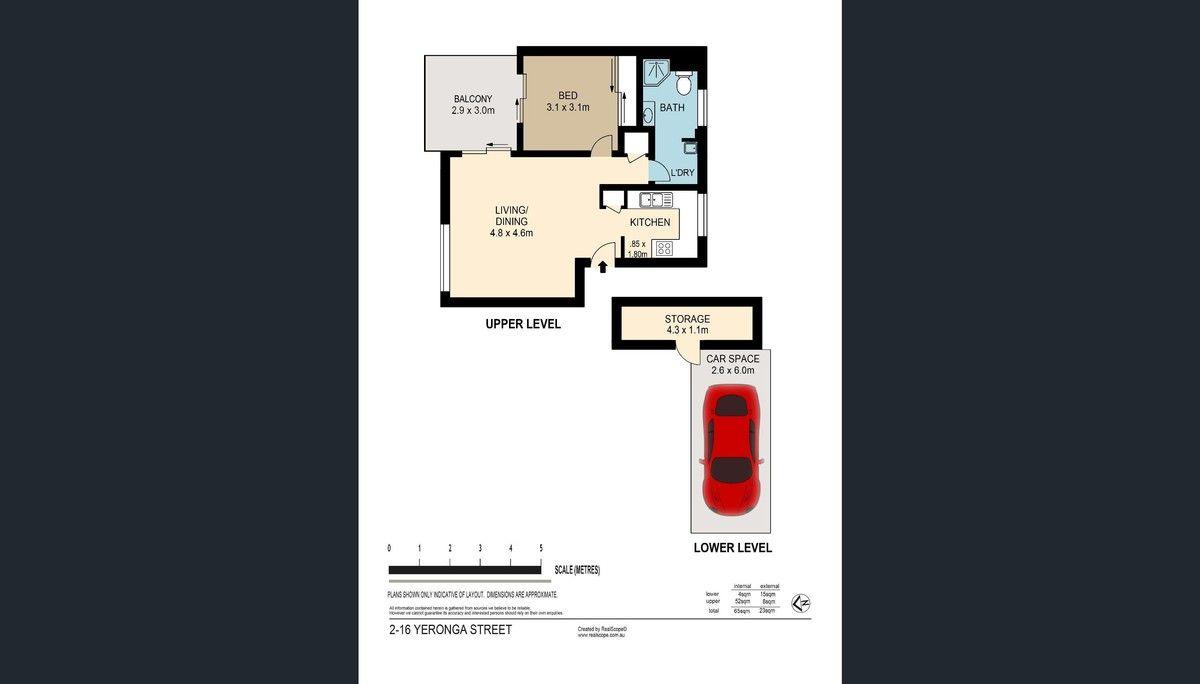 2/16 Yeronga Street, Yeronga QLD 4104, Image 8