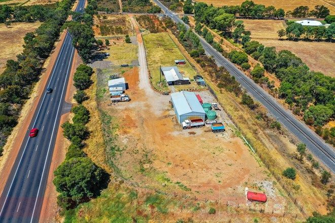 Picture of 14471 South Western Highway, WATERLOO WA 6228