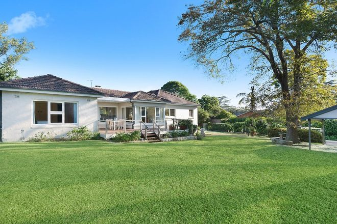Picture of 48 Woodbury Road, ST IVES NSW 2075