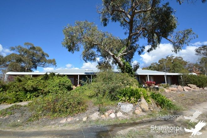 Picture of 300 - 312 Mt Tully Road, MOUNT TULLY QLD 4380