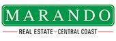 Logo for Marando Real Estate Central Coast