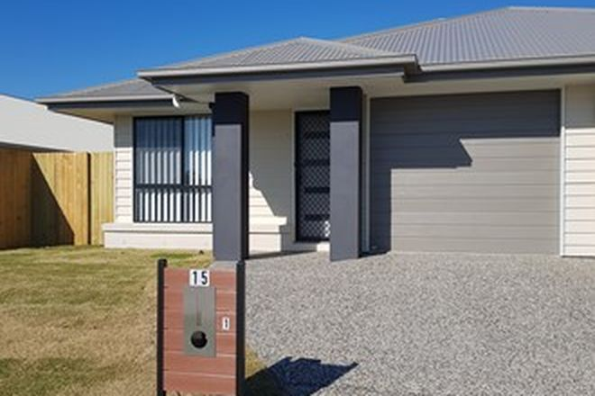 Picture of 1/15 Hopkins Close, REDBANK PLAINS QLD 4301