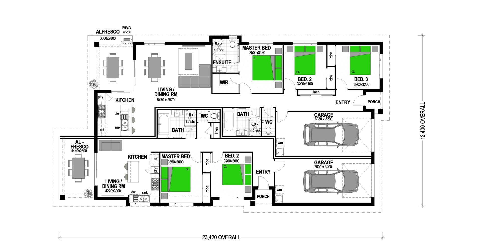 """Lot 18 Skye Court """"THE LANES"""", New Beith QLD 4124, Image 1"""