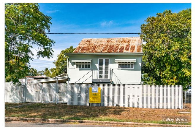 Picture of 285 George Street, DEPOT HILL QLD 4700