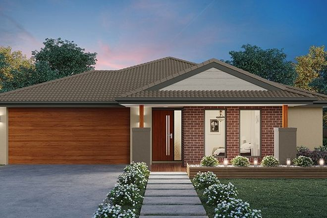 Picture of Lot 991 Monarch ST, FLAGSTONE QLD 4280
