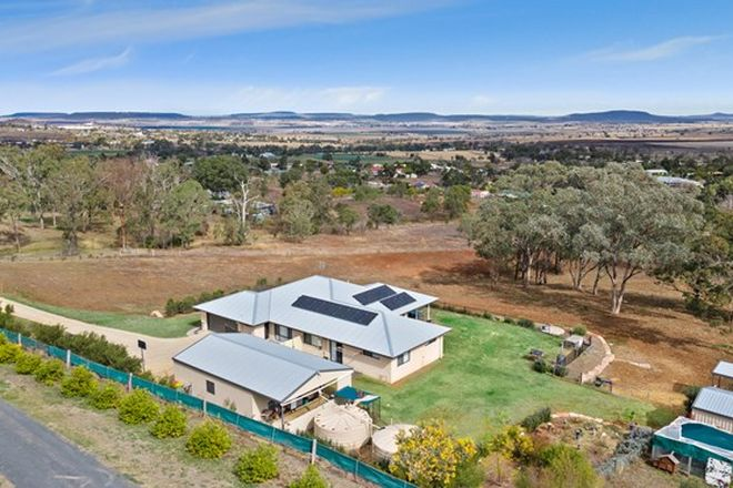 Picture of 7 Hamilton Drive, VALE VIEW QLD 4352