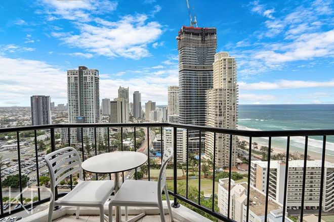 Picture of 2107/22 View Avenue, SURFERS PARADISE QLD 4217
