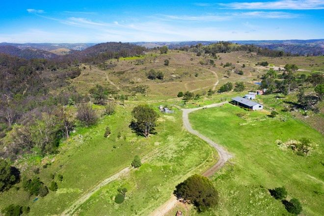 Picture of 3181 Wombeyan Caves  Road, BULLIO NSW 2575