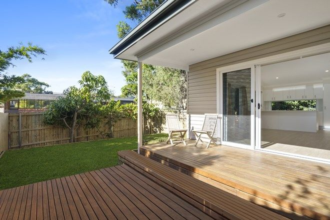 Picture of 43A Bellevue  Avenue, AVALON BEACH NSW 2107