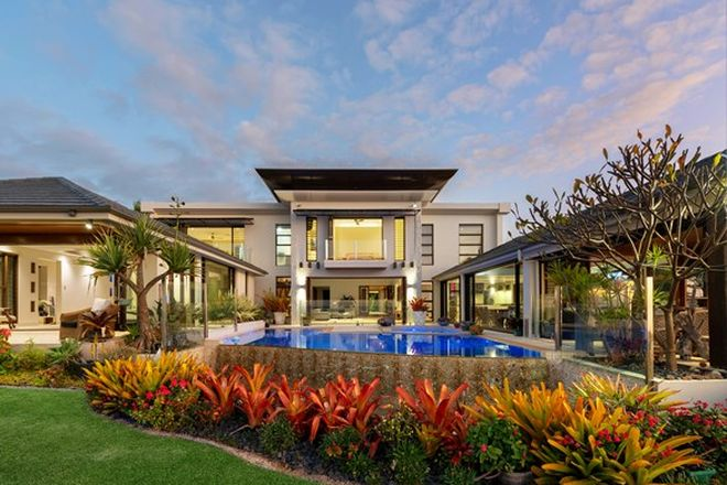 Picture of 32 Sentinel Court, RABY BAY QLD 4163