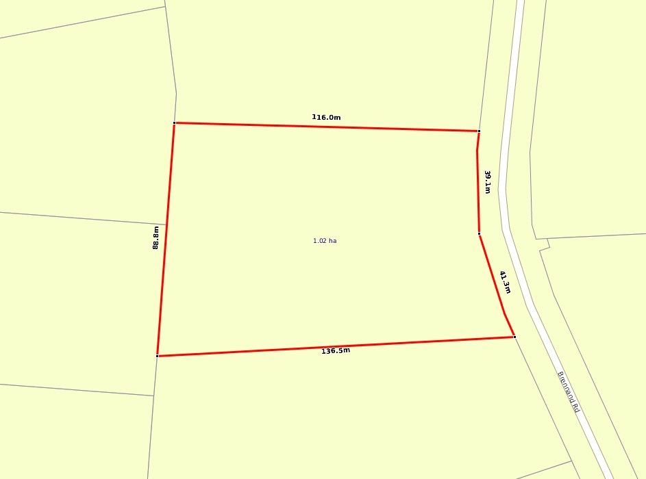 Lot 209 Brennand Road, Dongara WA 6525, Image 1