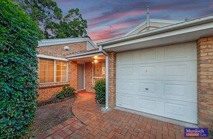 Picture of 6 Lyndhurst Way, Cherrybrook NSW 2126