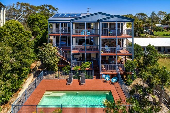 Picture of 57 COOLOOLA DRIVE, RAINBOW BEACH QLD 4581