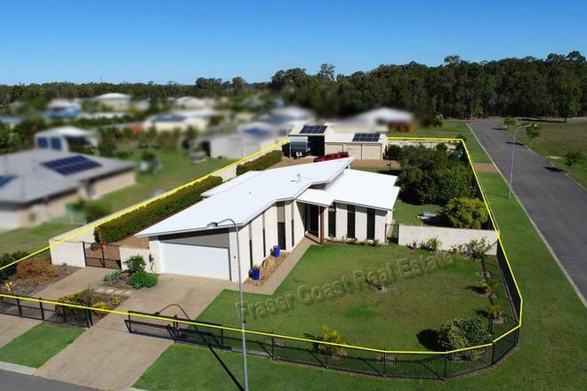 Picture of 1 Whimbrel Place, BOONOOROO QLD 4650