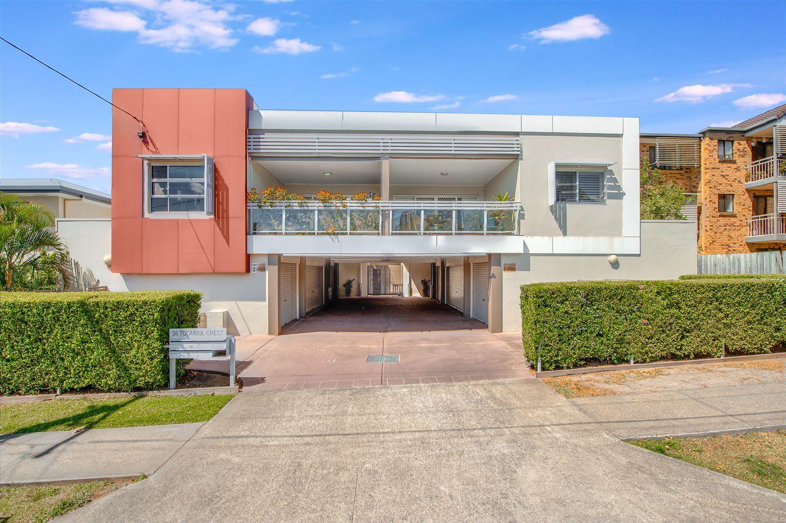 2 bedrooms Apartment / Unit / Flat in 6/38 Toombul Terrace NUNDAH QLD, 4012
