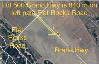 Lot 500 Brand Highway, South Greenough WA 6528, Image 1