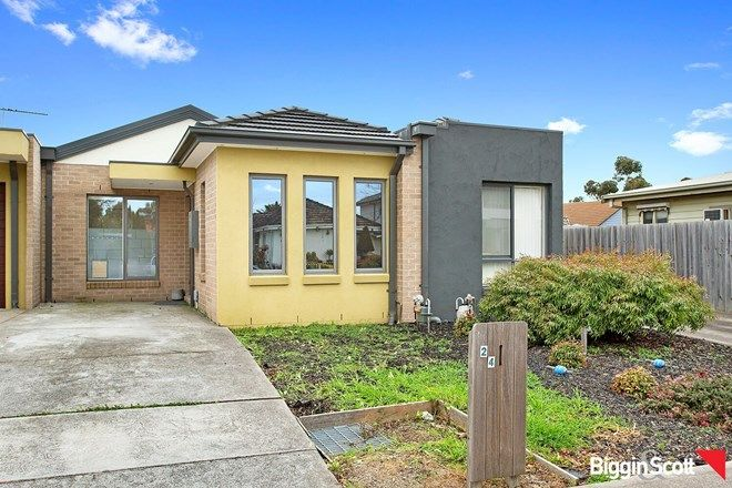 Picture of 2/4 Spurling Street, MAIDSTONE VIC 3012