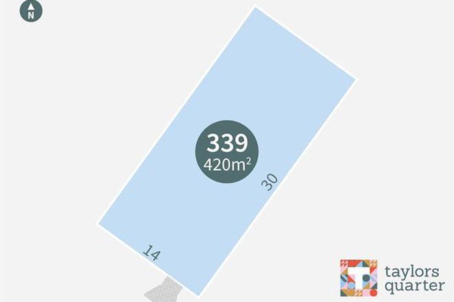 Picture of Lot 339 (Taylors Qua Appaloosa Avenue, TAYLORS LAKES VIC 3038