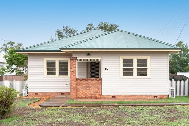 Picture of 45 William Street, SINGLETON NSW 2330