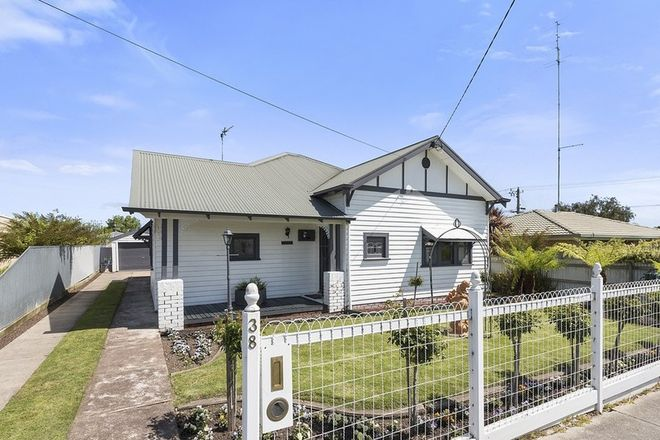 Picture of 38 Miller Street, COLAC VIC 3250