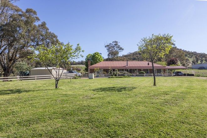 Picture of 87 Ryrie Hill Road, MICHELAGO NSW 2620