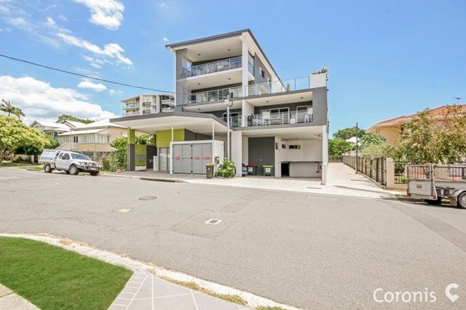 Picture of 3/30 Felix Street, LUTWYCHE QLD 4030