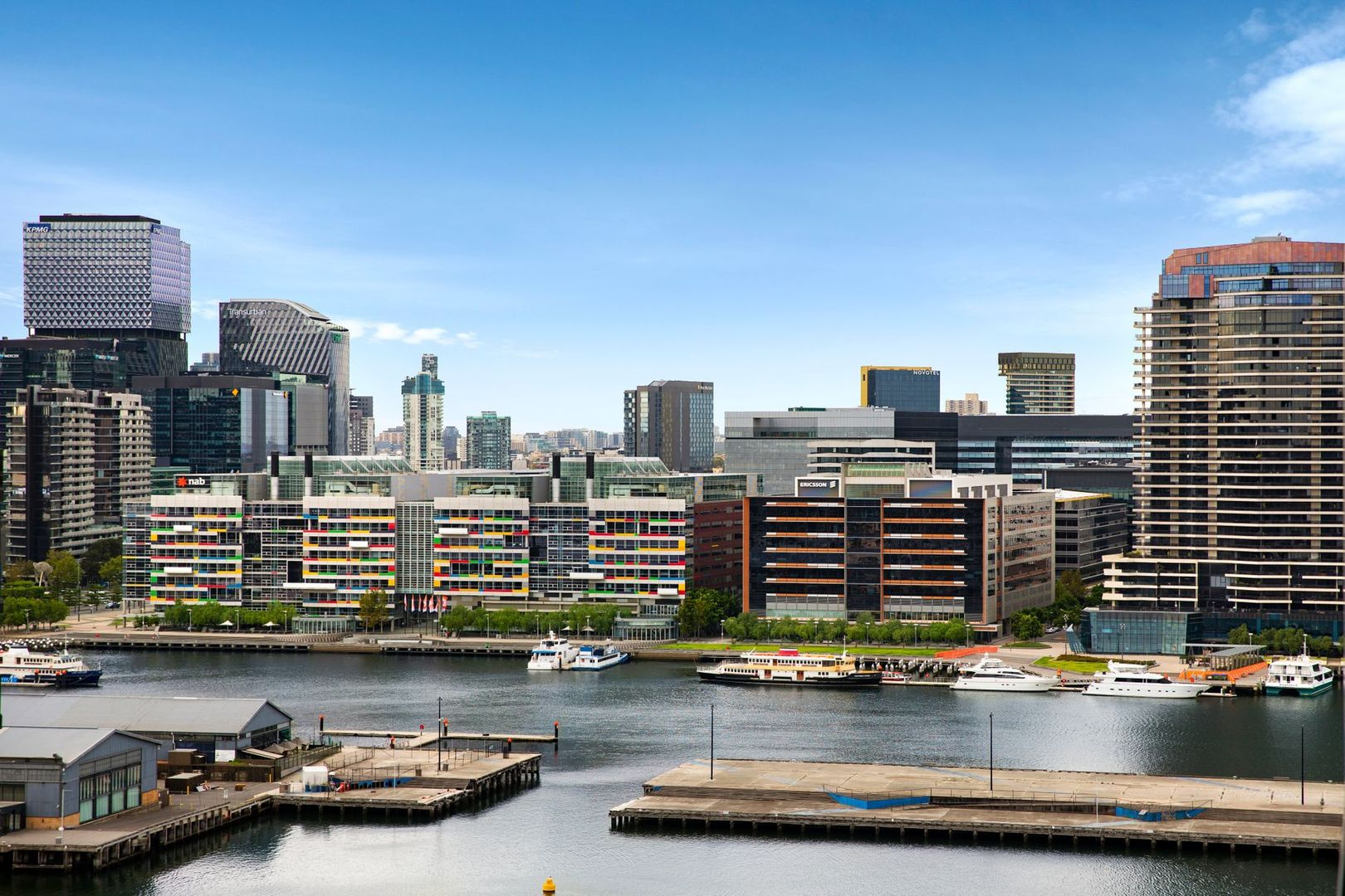 1607/15 Doepel Way, Docklands VIC 3008, Image 1