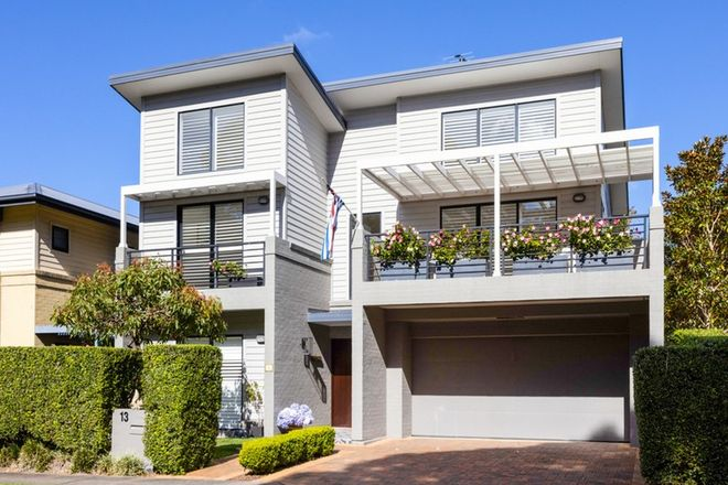 Picture of 13 Fern Circuit, WARRIEWOOD NSW 2102