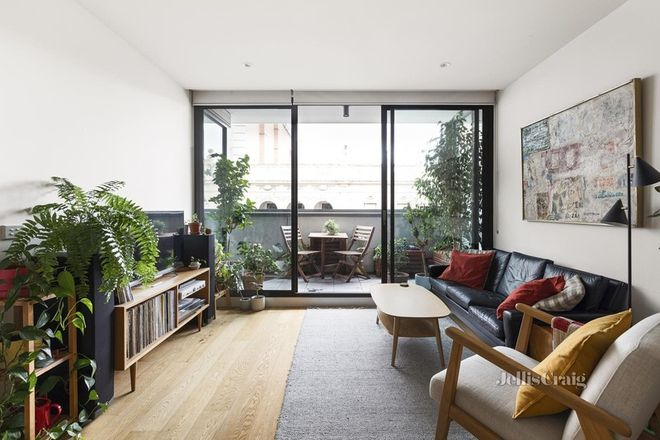 Picture of 204/132 Smith Street, COLLINGWOOD VIC 3066
