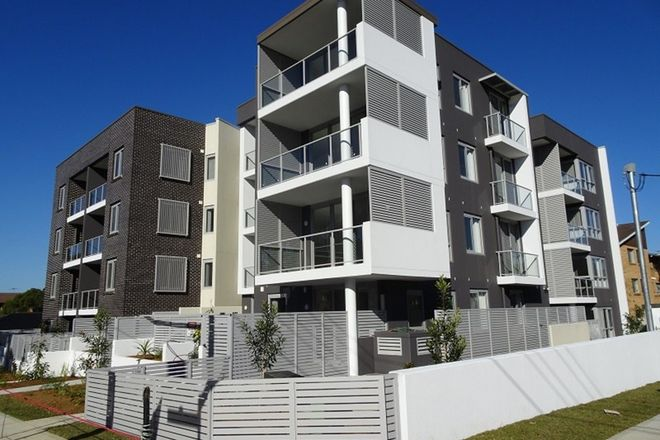 Picture of 302/133-139 Chapel Road South, BANKSTOWN NSW 2200