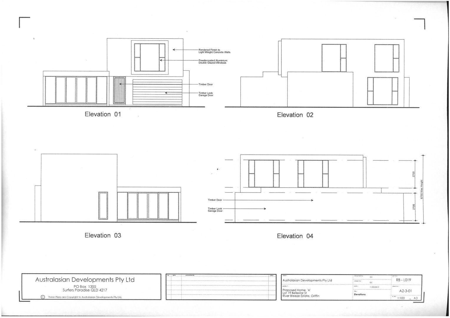 LOT 19 CNR Bellestar and Ceylon Street, Griffin QLD 4503, Image 2