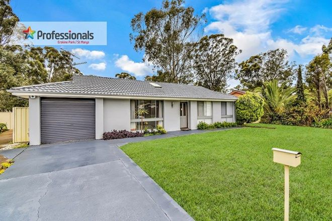 Picture of 1 Woronora Place, ST CLAIR NSW 2759