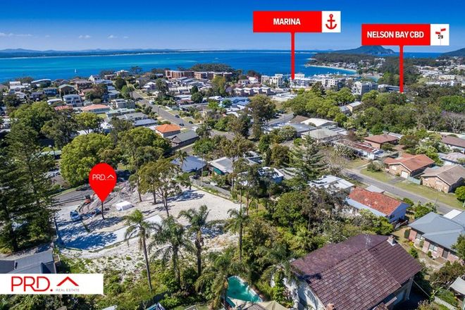 Picture of Lot 2/27-29 Government Road, NELSON BAY NSW 2315