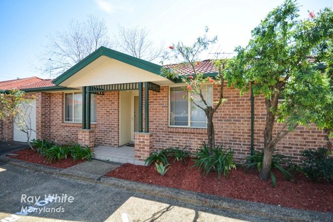 Picture of 4/35-37 Ellis Street, MERRYLANDS NSW 2160