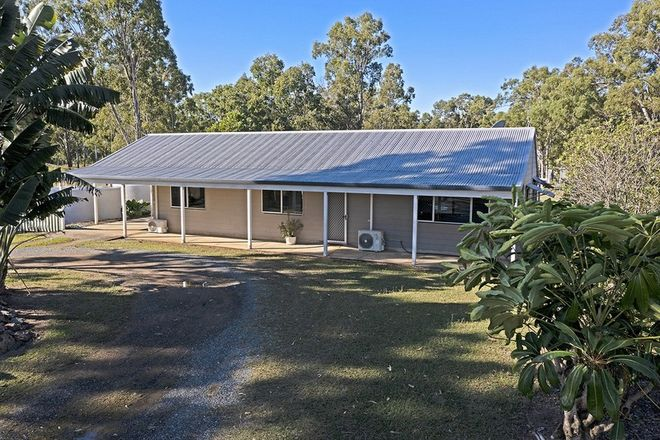Picture of 495 Tanby Road, TAROOMBALL QLD 4703
