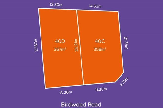 Picture of 40C & 40D Birdwood Road, GREENACRES SA 5086