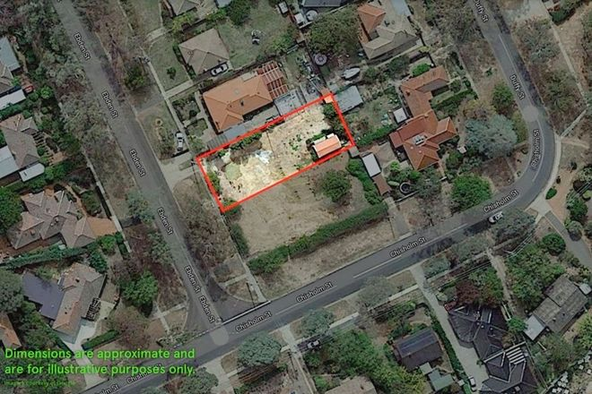 Picture of 2A Ebden Street, AINSLIE ACT 2602