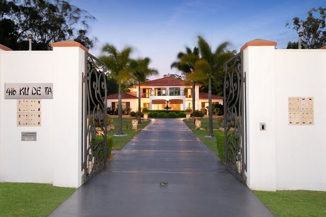 Picture of 416 Boston Road, BELMONT QLD 4153