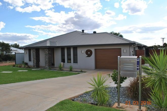 Picture of 9 James Place, COBAR NSW 2835