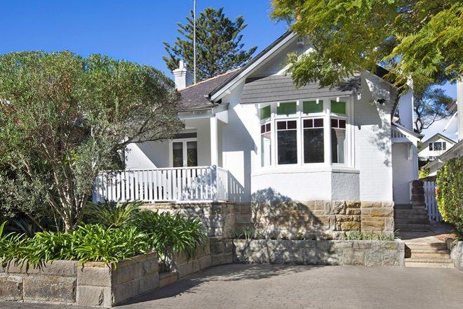 Picture of 25 Shadforth Street, MOSMAN NSW 2088