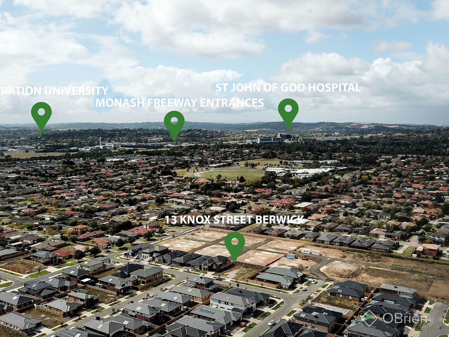 13 Knox Street, Berwick VIC 3806 - Vacant Land For Sale | Domain