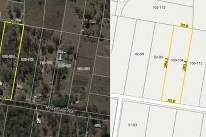 Picture of 100-104 Rossmore Road, LOGAN RESERVE QLD 4133