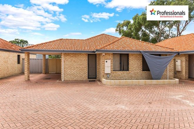 Picture of 2/16 Farnham Street, BENTLEY WA 6102