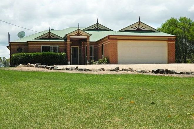 Picture of 53 Fitch Rd, CROWS NEST QLD 4355