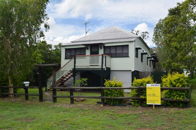 Picture of 14 Dingyarra Street, TOOGOOLAWAH QLD 4313