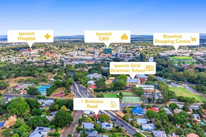 Picture of 1 Brisbane Road, NEWTOWN QLD 4305