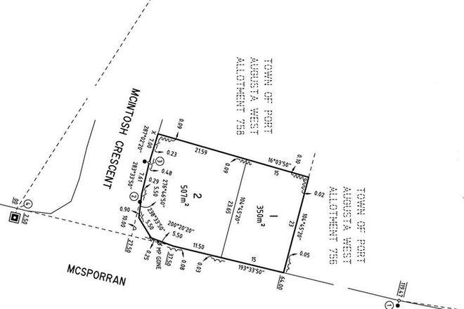 Picture of Lot 1 54 McSporran Crescent, PORT AUGUSTA WEST SA 5700