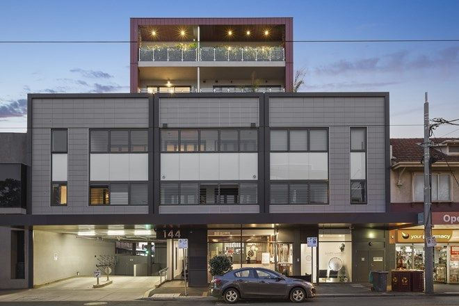 Picture of 404/144 Hawthorn Road, CAULFIELD NORTH VIC 3161