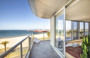 Picture of 704/65 Beach Street, Port Melbourne VIC 3207